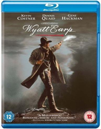 Wyatt Earp (Blu-ray) (UK) -- przez Amazon Partnerprogramm