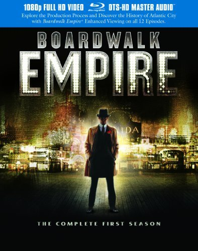 Boardwalk Empire Season 1 (Blu-ray) (UK) -- via Amazon Partnerprogramm