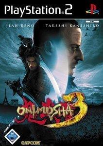 Onimusha 3 (niemiecki) (PS2)