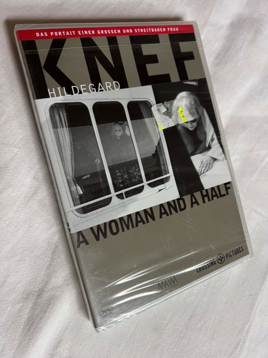 Hildegard Knef - A Woman and a Half -- via Amazon Partnerprogramm