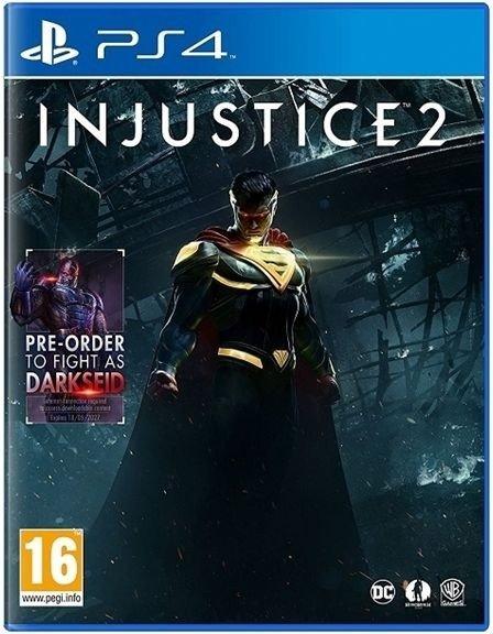 Injustice 2 (deutsch) (PS4)
