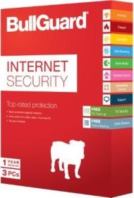 BullGuard Internet Security 2016 inkl. 5GB Online-Backup, 3 User, 1 Jahr (deutsch) (PC)