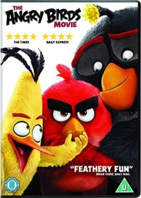 The Angry Birds Movie (DVD) (UK)