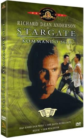 Stargate Kommando SG1 Vol. 24 -- via Amazon Partnerprogramm