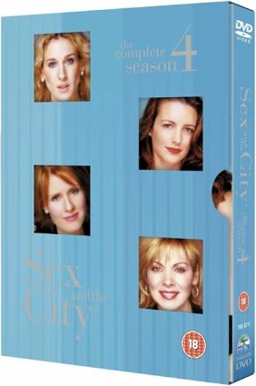 Sex And The City Season 4 (UK) -- via Amazon Partnerprogramm