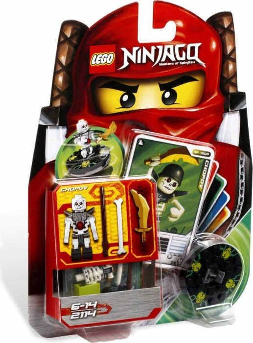 LEGO - Ninjago Spinners - Chopov (2114) -- via Amazon Partnerprogramm