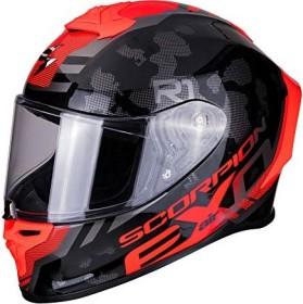 Scorpion EXO-R1 Air Ogi rot (verschiedene Größen)