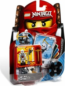 LEGO Ninjago Spinners - Bonezai (2115)