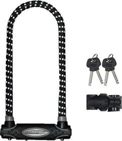 Master Lock 8195/280 Bügelschloss, Schlüssel reflective (8195EURDPROLWREF)