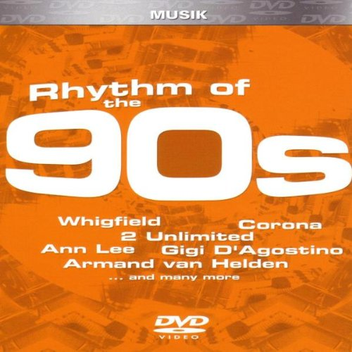 Rhythm of the 90s -- via Amazon Partnerprogramm