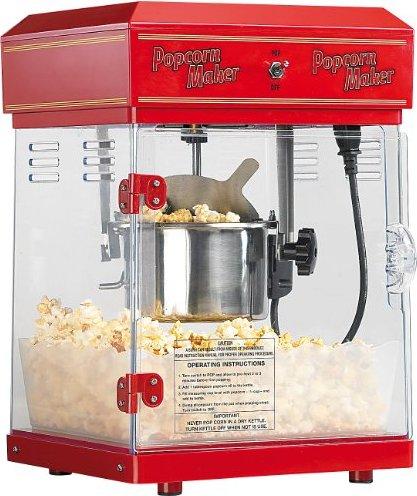 Rosenstein & Söhne NC-3237-944 popcorn machine -- via Amazon Partnerprogramm