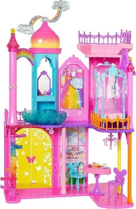 Mattel Barbie Dreamtopia - Regenbogen Schloss (DPY39)