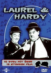 Laurel & Hardy 10er Box