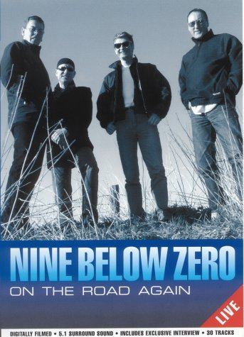 Nine Below Zero - On the Road Again -- via Amazon Partnerprogramm