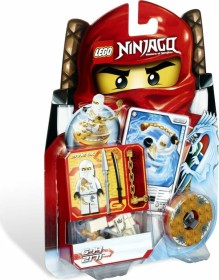 LEGO Ninjago Spinners - Zane DX (2171)