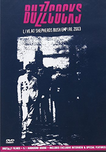 The Buzzcocks - Live at the Shepherds Bush Empire 2003 -- via Amazon Partnerprogramm