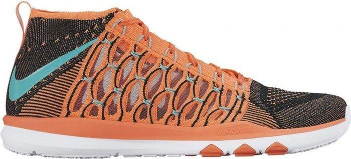 95dc18b705bb Nike Train Ultrafast Flyknit bright mango hyper jade night maroon (mens) (