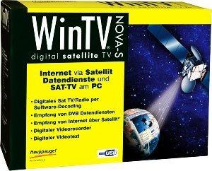 Hauppauge WinTV Nova/Nova-S USB (898)