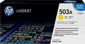 HP Toner 503A gelb (Q7582A)