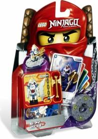LEGO Ninjago Spinners - Nuckal (2173)