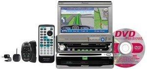 Pioneer AVIC-800DH pakiet nawigacji DVD/AV