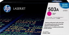 HP Toner 503A magenta (Q7583A)