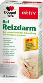 Doppelherz Bei Reizdarm Tabletten, 60 Stück