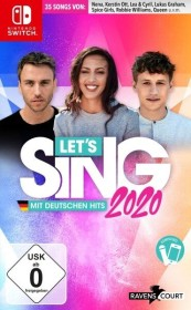 Let's Sing 2020 (Switch)