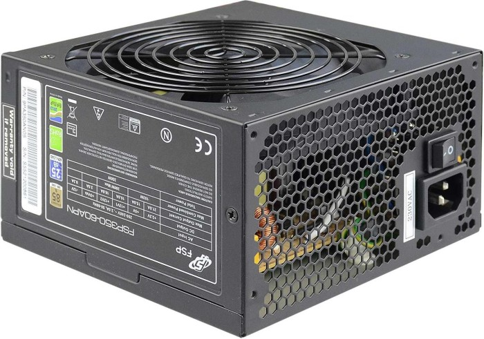 FSP Fortron/Source FSP350-60APN 350W ATX 2.3 -- http://bepixelung.org/18625