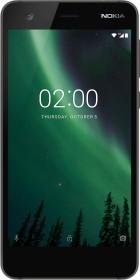 Nokia 2 Dual-SIM schwarz/dunkelgrau
