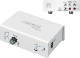 Reloop iPhono Turntable-USB adapter white