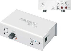 Reloop iPhono Turntable-USB Adapter weiß