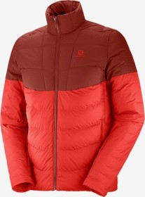 Salomon Sight Storm Jacke goji berry/madder brown (Herren) (C13950)