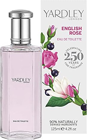 Yardley English Rose Eau de Toilette 125ml -- via Amazon Partnerprogramm