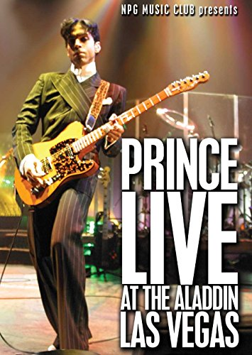 Prince - Live at the Aladdin, Las Vegas -- via Amazon Partnerprogramm