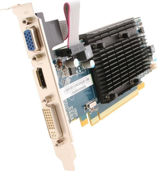 Sapphire Radeon HD 5450, 1GB DDR3, VGA, DVI, HDMI, lite retail (11166-67-20G)