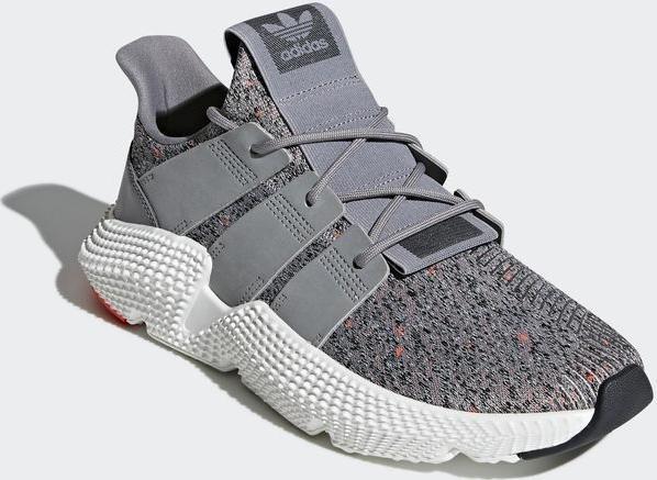 adidas Prophere grey threewhitesolar red (Herren) (CQ3023) ab € 59,98
