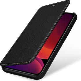 Stilgut Book Type Leather Case für Apple iPhone 11 schwarz (B07XRM4D4Z)
