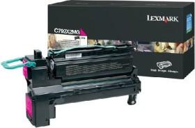 Lexmark Toner C792X2MG magenta