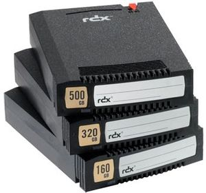 Freecom RDX cartridge 750GB (35823)