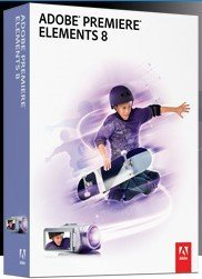 Adobe: Premiere Elements 8.0 (English) (PC) (65045809)