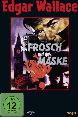 Edgar Wallace - Der Frosch mit der Maske -- via Amazon Partnerprogramm