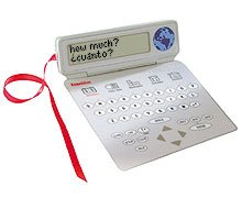 Franklin TWE-510 - bookmark incl. 5 languages Translator