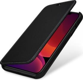 Stilgut Book Type Leather Case Nappa für Apple iPhone 11 schwarz (B07YZH5TZ6)