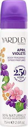 Yardley April Violets Body spray 75ml -- via Amazon Partnerprogramm