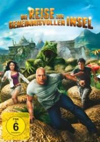 Die Reise zur geheimnisvollen Insel (DVD)