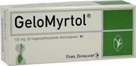 Gelomyrtol forte capsules, 20 pieces