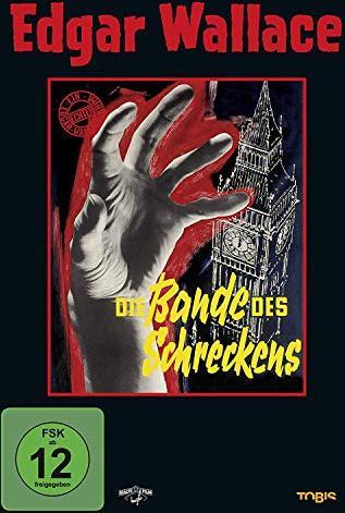 Edgar Wallace - Die Bande des Schreckens -- via Amazon Partnerprogramm