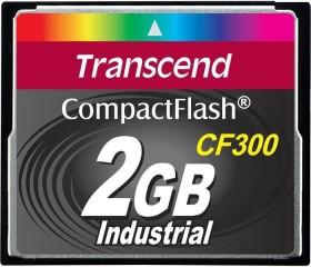 Transcend CF300 300x R57/W38 CompactFlash Card 2GB (TS2GCF300)
