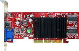 MSI FX5200-T128, GeForceFX 5200, 128MB DDR, TV-out, AGP (MS-8936-010)